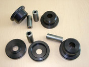 Bushing Kit - Solid Subframe - Differential Mount - 1986-1992 RX-7