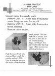 Insert Installation Instructions Page 1