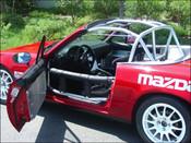Full Roll Cage - Tig Weld Nascar Style Bar - 1990 - 2005 Miata