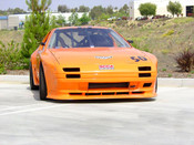 Grille And Splitter - RX-7 1986-1992 - E-Production SCCA Legal