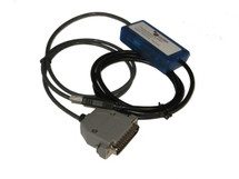 ASDQMS SmartCable with Keyboard Output for Mitutoyo MIG-4A Digimatic/RS-232 Interface Unit