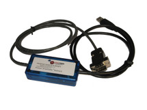ASDQMS SmartCable™ USB with Keyboard Output for Mettler Toledo HX204 Moisture Analyzer