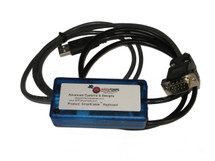 ASDQMS SmartCable USB with Keyboard Output for Olympus Magna-Mike 8600 portable thickness gage
