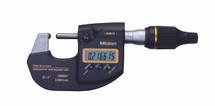 ASDQMS Mitutoyo 293-130-10 MDH High-Accuracy Sub-Micron Digmatic Micrometer