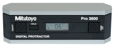 ASDQMS Mitutoyo 950-318 Pro 3600 Digital Protractor with Output