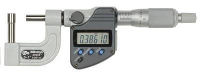 ASDQMS Mitutoyo 395-363-30 Type D Tube Micrometer