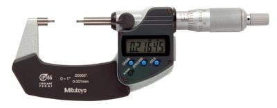 ASDQMS Mitutoyo 331-361-30 IP65 Spline Micrometer