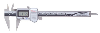 ASDQMS Mitutoyo 573-721-20 Coolant Proof Point Caliper