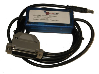 SmartCable USB with Keyboard Output for Panametrics Magna-Mike 8000