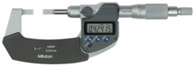 Mitutoyo 422-360-30 IP65 Type B Blade Micrometer with Output