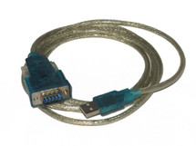 RS232 to USB Male converter cable