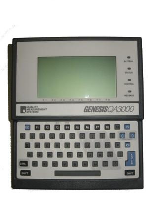 REFURBISHED Genesis QA3000 Handheld Data Collector