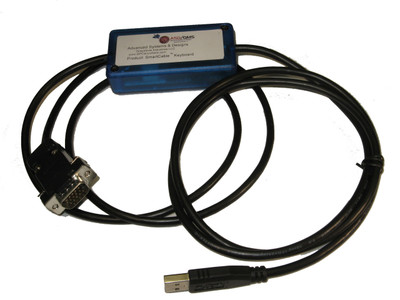 ASDQMS SmartCable™ Keyboard for Mark-10 TT01 Digital Torque Tester