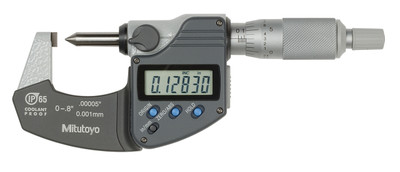 ASDQMS Mitutoyo 342-371-30 Crimp Height Micrometer