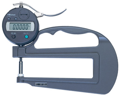 ASDQMS Mitutoyo 547-520S Digimatic Thickness Gage
