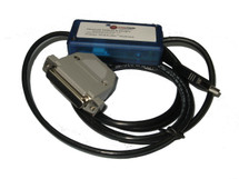 ASDQMS SmartCable USB with Keyboard Output for Deltronic MPC-5 Optical Comparator Display