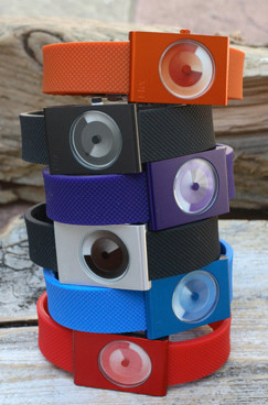 "i-toc's are available in a variety of colors. Please click the ""artist series watches"" section for the complete range"