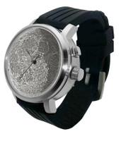 THE MOON - HaloTech Lithophane Watch with 3D LED backlight