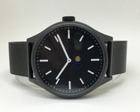 Bauhaus Moon Age Watch - BLACK