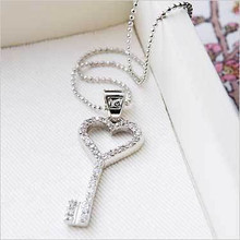 Key to My Heart Pendant Small