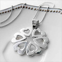Eternity Heart Necklace