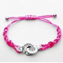 Cuffs of Love ♥ Handcuff Bracelet Small 1/2 CZ