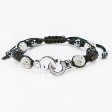 Cuffs of Love ♥ Shamballa CZ Bracelet