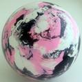 Martel GEOS - White   Pink   Black - Set of four.