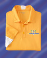 Officials Embroidered Polo Shirt - Mens