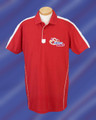 Liberty Games Men's Piped Performance Polo