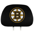 Team LOGO Headrest Covers-Hockey