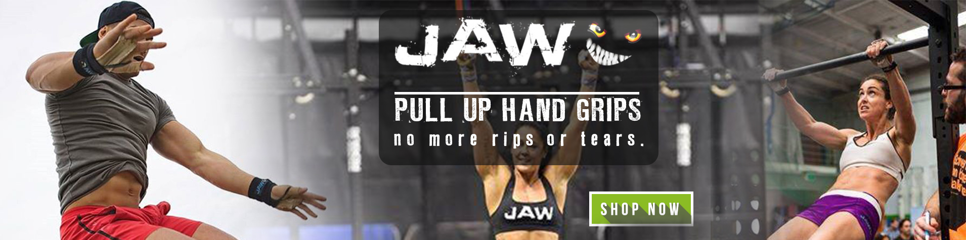 Jaw Hand Grips