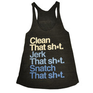 Women's Clean That
