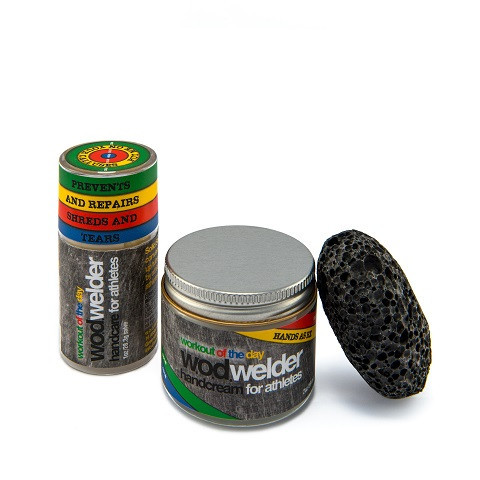 w.o.d.welder Salve, Cream, & Pumice Handcare Kit