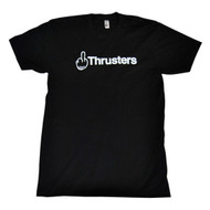AnFarm Apparel | Men's F*ck Thrusters T-Shirt, Black