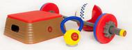 WOD Toys | Complete Mini Gym Set