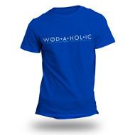 WODshop | Men's WOD-aholic T-Shirt - Front