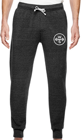 Apparel by WODshop - Men's Jogger Sweats - Eco Black
