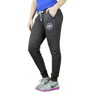 Apparel by WODshop - Women's Jogger Sweats - Eco Black