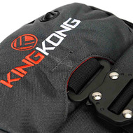 King Kong Apparel | Backpack Mini Charcoal