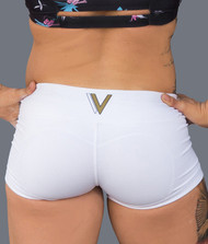 Vull Sport | White Champion Shorts