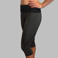 Born Primitive | Double Take Capris (Onyx)