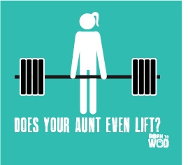 """Does Your Aunt Even Lift"" Toddler Tshirt"