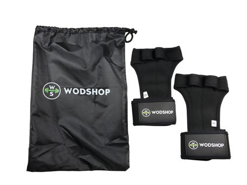 WODshop RX4 Wrist Wrap Gloves