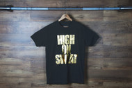 "Nefrin Apparel | Men's ""HIGH ON SWEAT"" Tee"