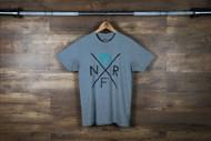 "Nefrin Apparel | Men's ""NFR X"" Tee - Black"