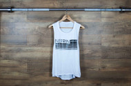 "Nefrin Apparel | Women's ""Gradient"" Muscle Tank"