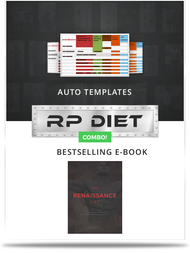 Renaissance Diet eBook + Auto-Template Bundle