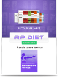Renaissance Woman eBook + Auto-Template Bundle