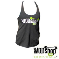 Apparel by WODshop | Women's Logo Racerback Tank